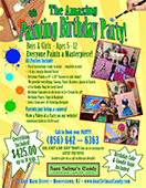 Creative Kids Birthday Party -